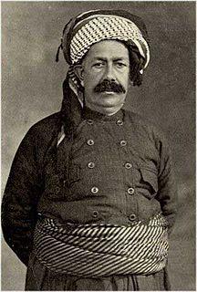 Mahmud Barzanji King of Kurdistan