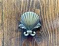 Shell-shaped doorknobs in Reggio Emilia, Italy 04.jpg
