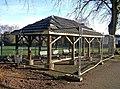 Shelter, Riverside Meadows, Stourport-on-Severn - geograph.org.uk - 1626012.jpg