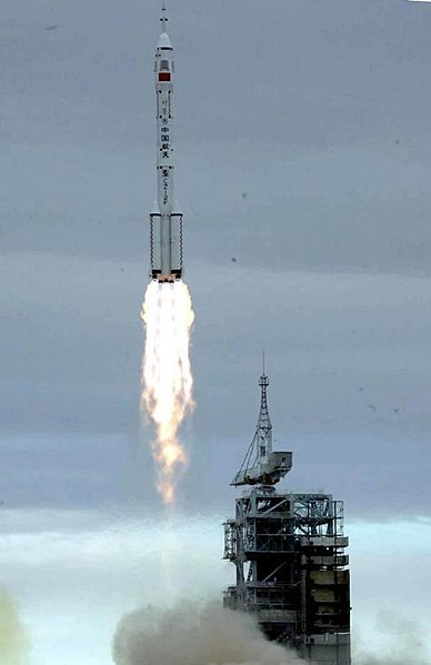 388px-Shenzhou_6_launch%2C_Jiuquan_Satellite_Launch_Center%2C_China