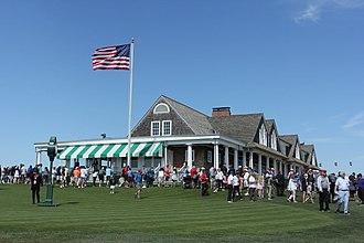 Southampton, New York - Shinnecock Hills Golf Club