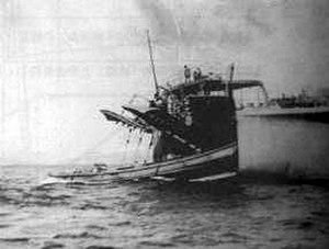 Japanese amphibious assault ship Shinshū Maru - Image: Shinshu 3