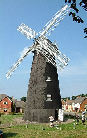 Shirley Windmill - Image: Shirley Windmill