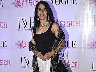 Shobhaa De Indian journalist and novelist