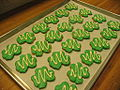 Shortdough cookies for Saint Patrick's Day.jpg