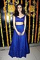 Shraddha Kapoor graces Ekta Kapoor's Diwali bash (12).jpg