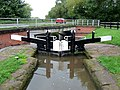 Shutt Hill Lock and Bridge south of Acton Trussell, Staffordshire - geograph.org.uk - 1273608.jpg