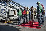 Side boys render honors to Army Gen. Curtis Scaparrotti 131001-N-IP531-054.jpg