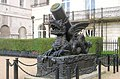 Siege of Cadiz Memorial, Horse Guard's Parade SW1.jpg