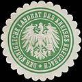 Siegelmarke Der K. Landrat des Kreises Bad Kreuznach W0383934.jpg