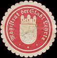 Siegelmarke Magistrat der Stadt Lehrte W0393683.jpg