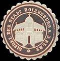 Siegelmarke Siegel der Stadt Boizenburg an der Elbe W0348137.jpg