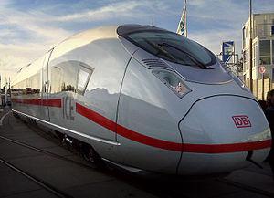 Brüel & Kjær - Image: Siemens Velaro D Inno Trans 2010