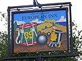 Sign for the European Inn - geograph.org.uk - 1066425.jpg