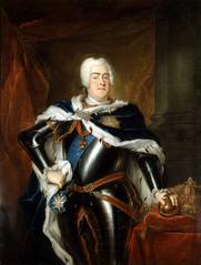 König August III. von Polen (1696–1763)
