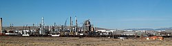 Sinclair Oil Refinery (2008)