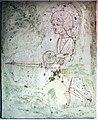 Sinopia con cavaliere, xiv-xvi seoclo ca, dall'abbazia di s.m. di cerate, lecce.jpg