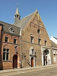 Sint-Janshospitaal, Kerkstraat 33, Damme.JPG