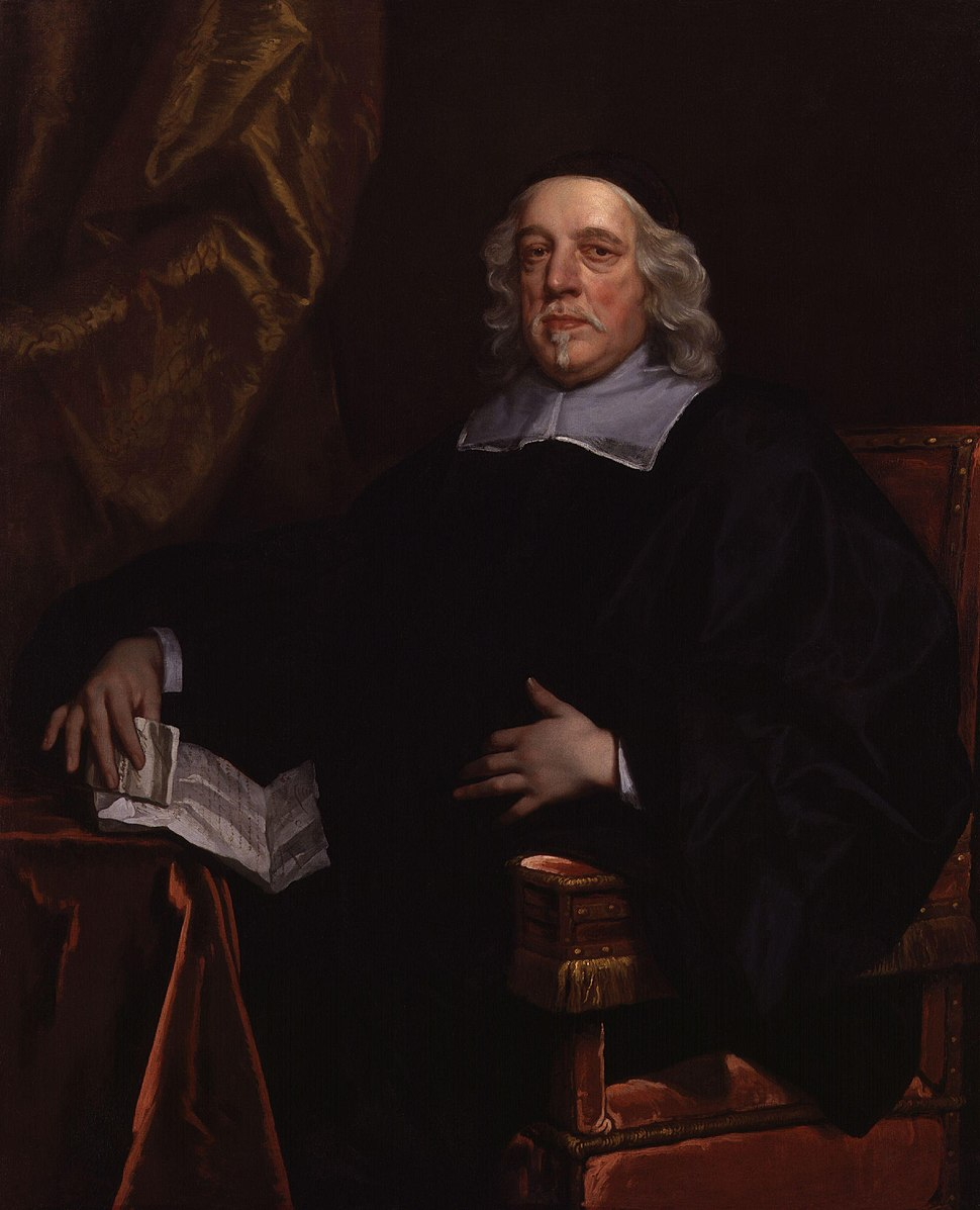 Sir Edward Nicholas by Sir Peter Lely