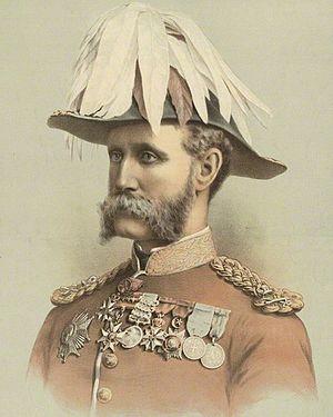 George Willis (British Army officer) - Sir George Willis