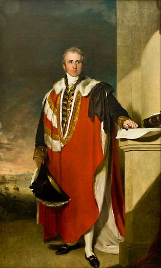 William Amherst, 1st Earl Amherst - Image: Sir Thomas Lawrence Lord Amherst Google Art Project