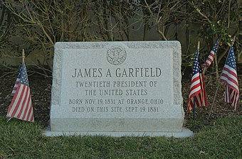 James A Garfield Military Wiki Fandom