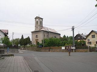 Skřipov Municipality in Moravian-Silesian, Czech Republic