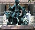Skulptur Wolliner Str 32 (Gesbr) Vier Evangelisten&Georg Wrba&1906 3.jpg