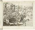 Slag bij Lepanto, 1571 Victoire de Lepanto (titel op object) Guerres de Flandres (serietitel), BI-1929-10-6.jpg