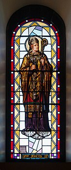 Sligo Cathedral of the Immaculate Conception Ambulatory Window 03 Asicus 2013 09 14.jpg