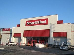 Smart & Final - Image: Smart Final West LA