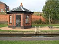 Smethwick Locks, Toll House - panoramio.jpg