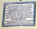 Smn, sagrestia, lapide 1734.JPG