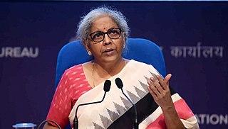 Nirmala Sitharaman 28th Finance Minister of India