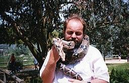 Snake, Jersey Zoo