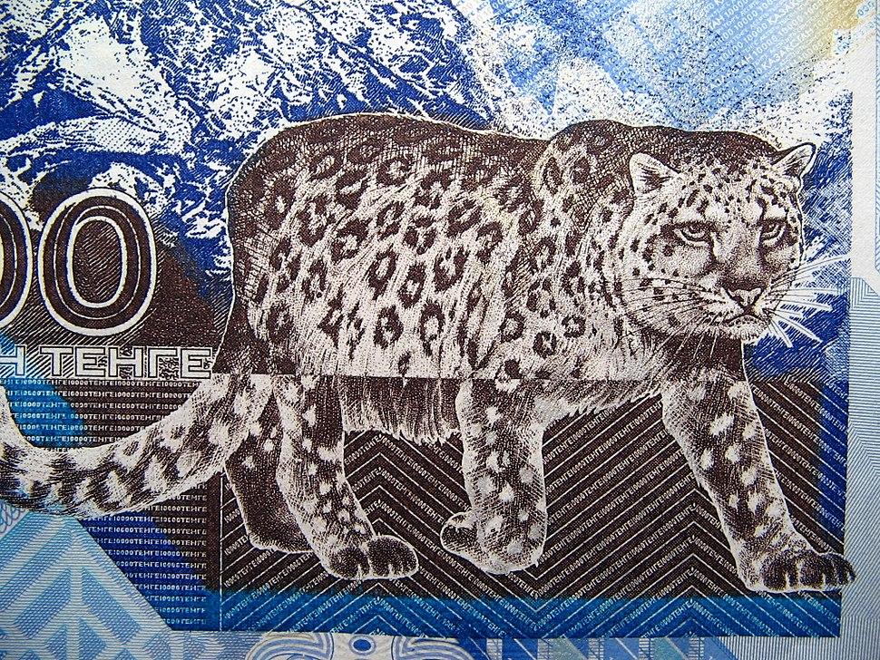 SnowLeopard10000KZT