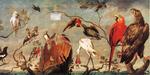 Snyders, Frans - Concert of Birds.PNG