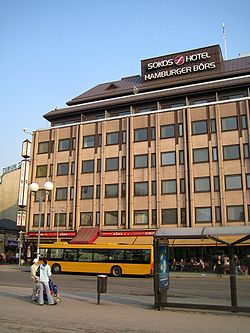 Sokos Hotels Wikipedia