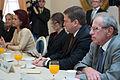 Solvita Āboltiņa tiekas ar Gruzijas premjerministru (9684204981).jpg