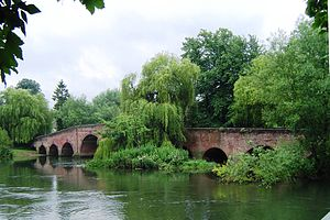 Sonning Eye - Image: Sonning Bridge 01