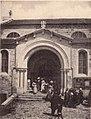 Sortie de messe à Dunières.jpg