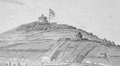 South Aspect of Halifax from near Point Pleasant Park, ca. 1780 Inset.png