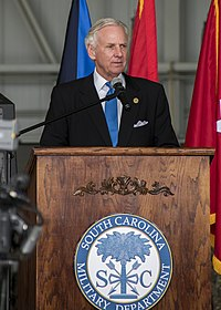 South Carolina Adjutant General Change of Command 190216-A-ZK151-1186 (40152238643).jpg