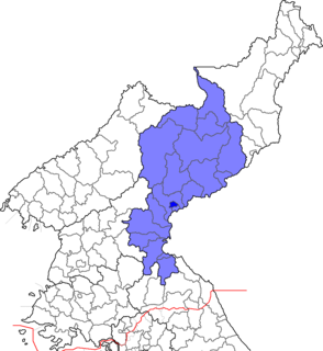 South Hamgyeong Province (Republic of Korea) Province in South Korea