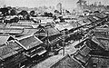 South street in Kawagoe in 1912.jpg