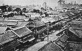 South street in Kawagoe in 1912.jpg