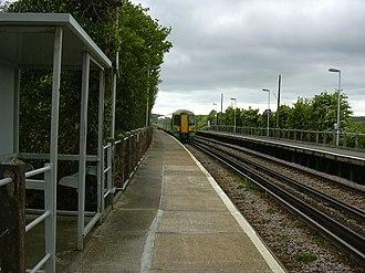 Southease railway station - Image: Southease Station b