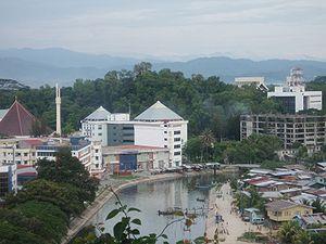 Southern Kota Kinabalu