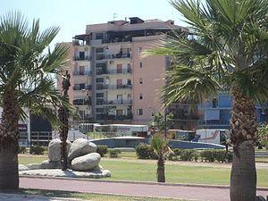 Soverato - Image: Soverato Palace 02