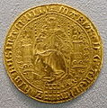 Sovereign, Queen Mary, England, 1553 - Bode-Museum - DSC02751.JPG